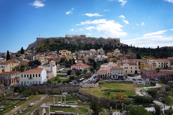 The Acropolis and Food Tasting Tour
