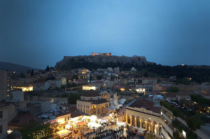 Athenian Tasting Tour at Twilight!
